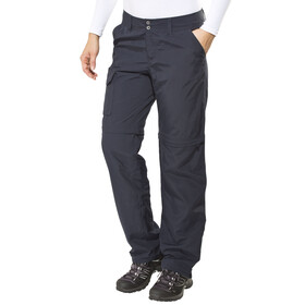 Columbia Silver Ridge lange broek Dames regular blauw